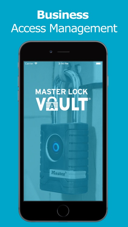 Master Lock Vault Enterprise