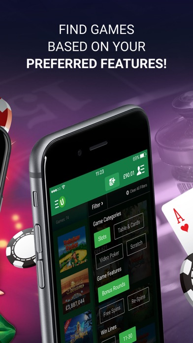 Unibet Casino - Slots & Games screenshot three