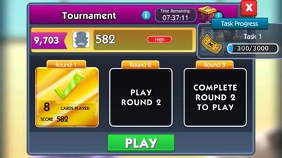 Screenshot of MONOPOLY Bingo!2