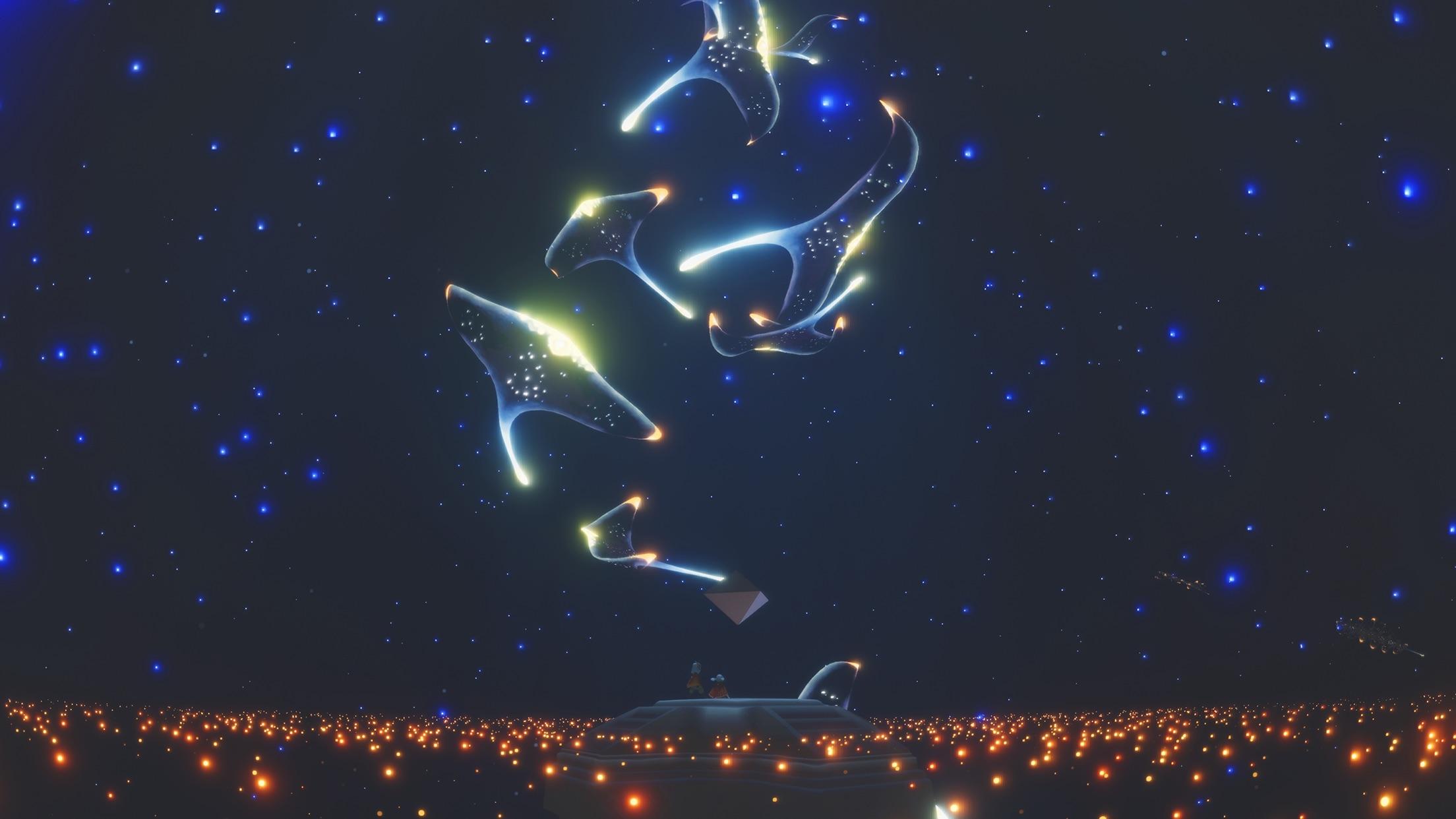 Screenshot do app Sky: Children of the Light
