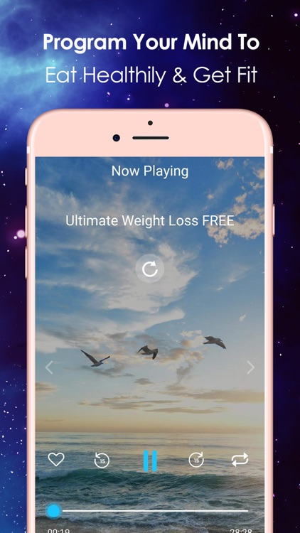 Ultimate Weight Loss Hypnosis screenshot-3