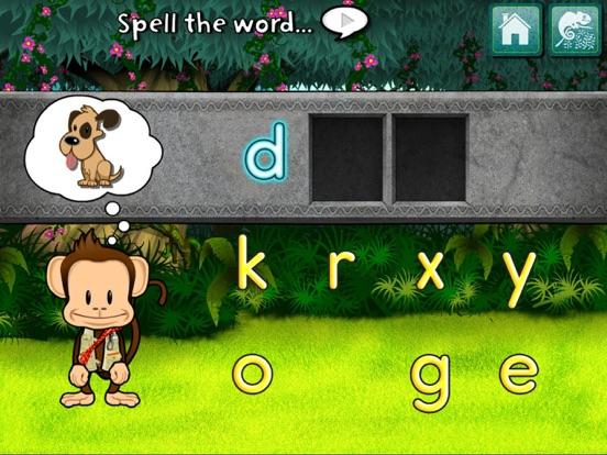 Monkey Word School Adventureのおすすめ画像4