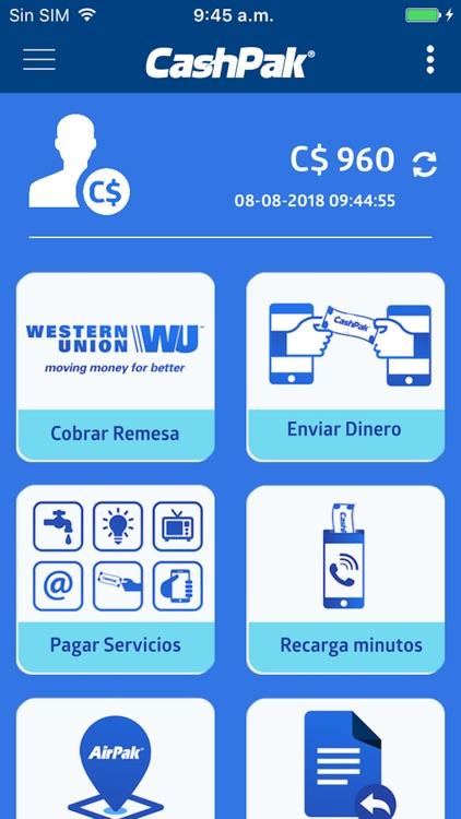 Billetera CashPak screenshot-4