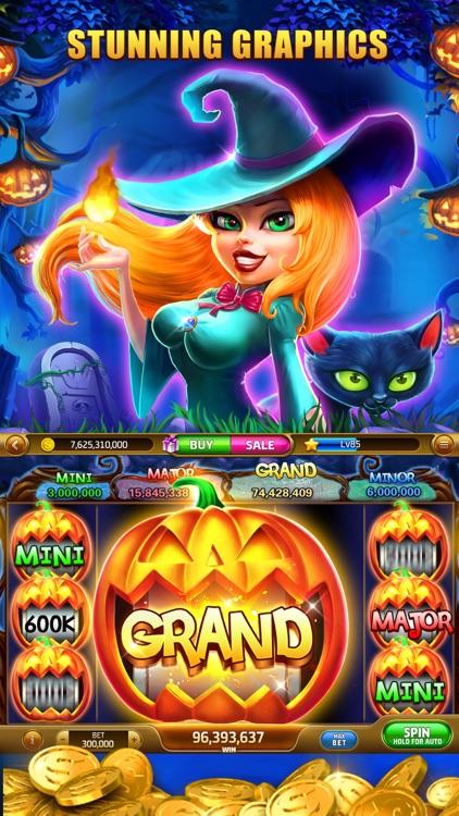 Ultimate Slots: Casino Slots screenshot-5