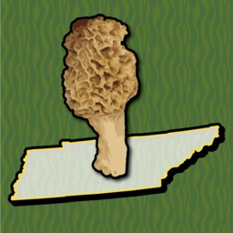 Tennessee Mushroom Forager Map
