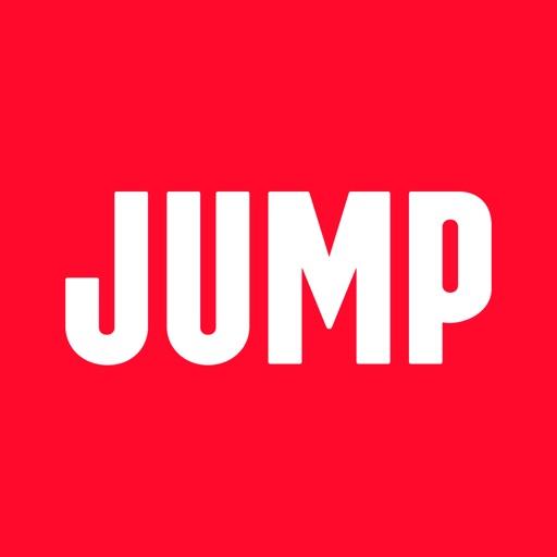 JUMP – by Uber app logo