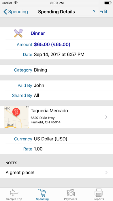 ExpenseShare 2 screenshot four