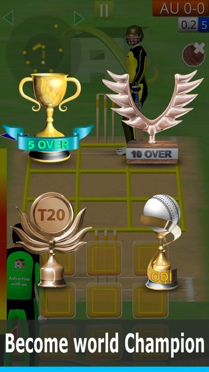 Smashing Cricket: offline new screenshot-4