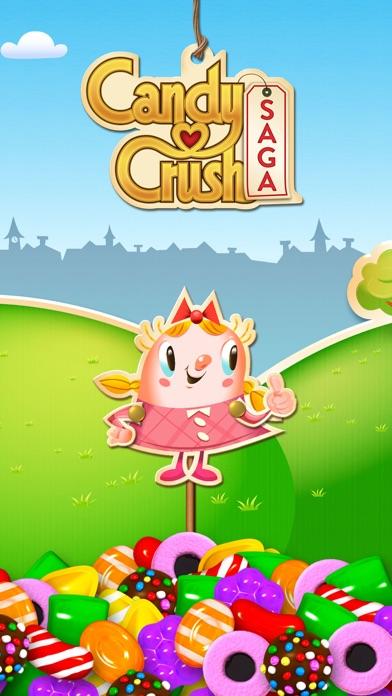 Screenshot from Candy Crush Saga