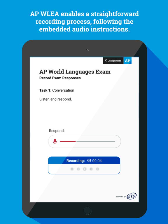 AP World Languages Exam App screenshot 6