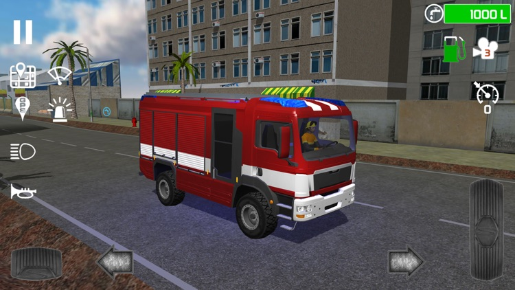 Fire Engine Simulator screenshot-4