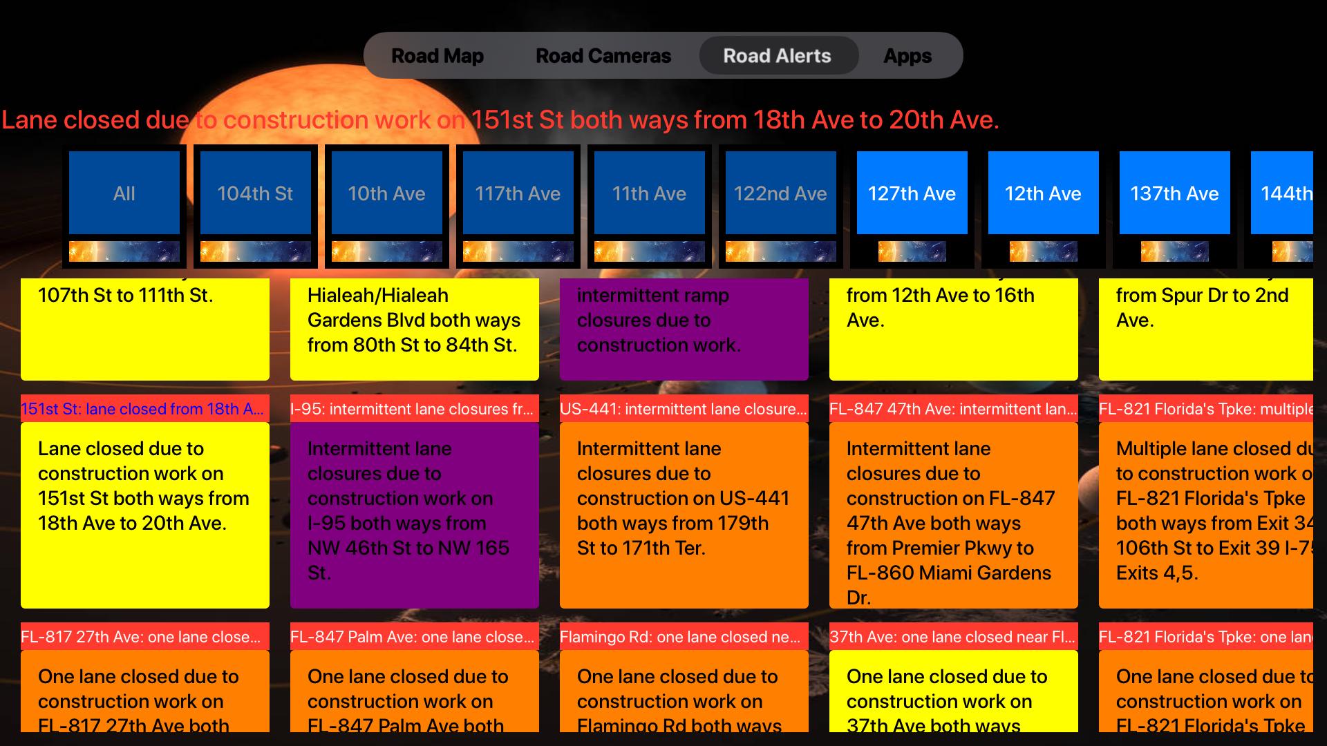 Road Conditions Elite screenshot 26
