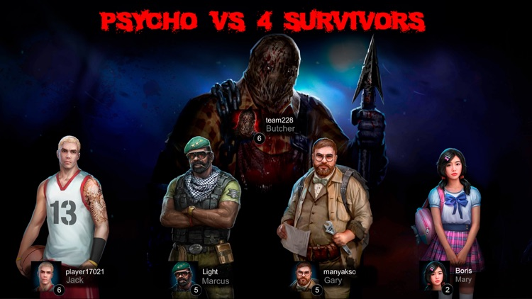 Horrorfield: Scary Horror Game screenshot-0