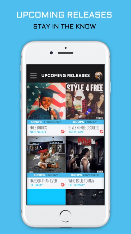 DatPiff - Mixtapes & Music by Idle Media Inc