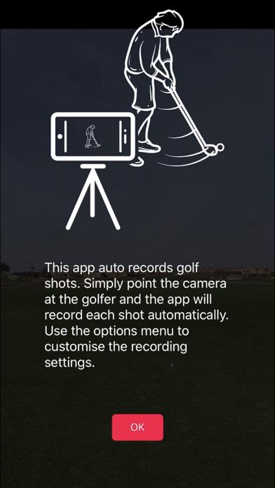 Golf Shot Camera screenshot 4