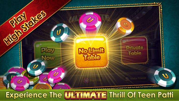 UTP - Ultimate Teen Patti screenshot-3