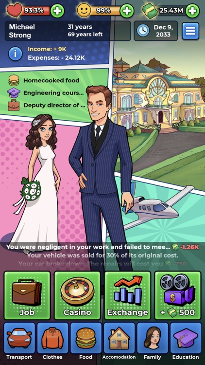 My Success Story business game screenshot-6
