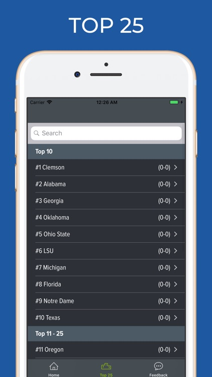 Tulane Football Schedules screenshot-4