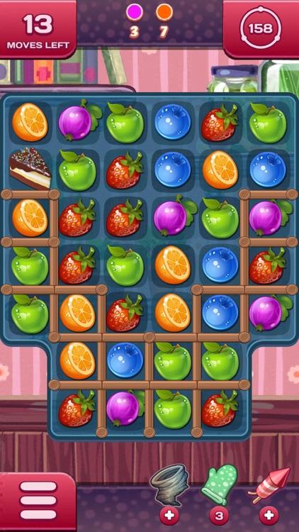 Fruit Crush Jelly Blast screenshot-0