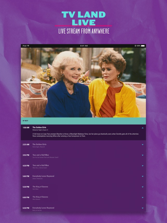 TV Land on the App Store