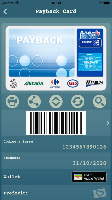 My Cards - Portafoglio