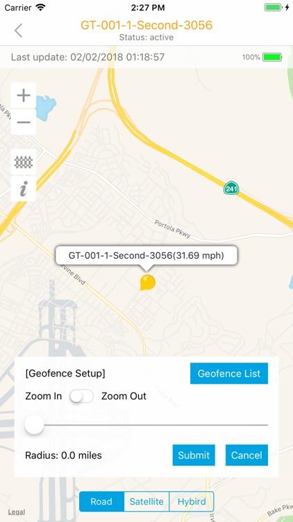 Ablegrid® GPS Tracker screenshot-4