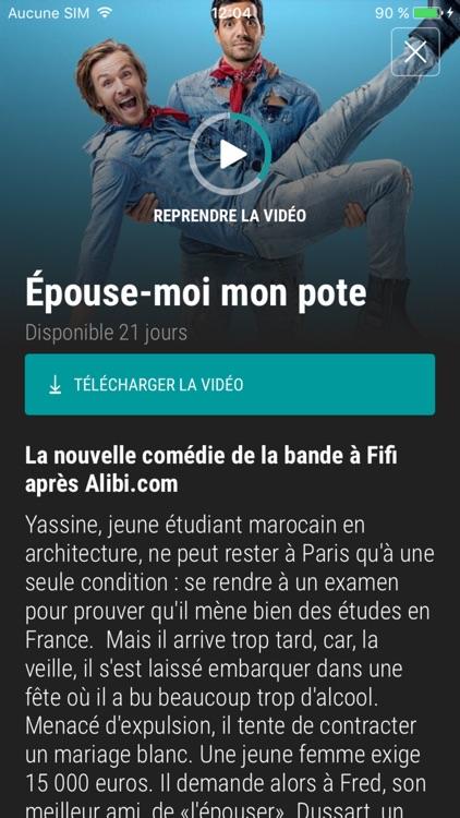 MYTF1 VOD - Player Vidéo screenshot-5