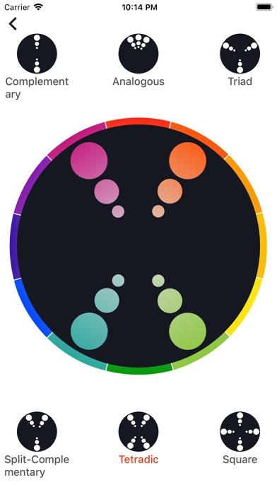 Color Wheel screenshot 1