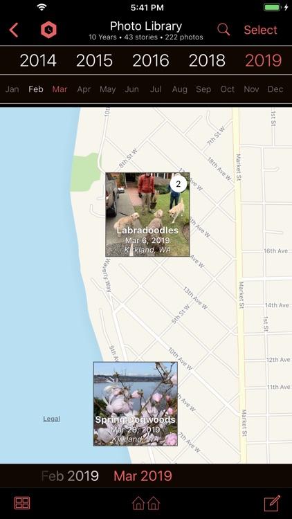 Timebox Photo Galleries screenshot-9