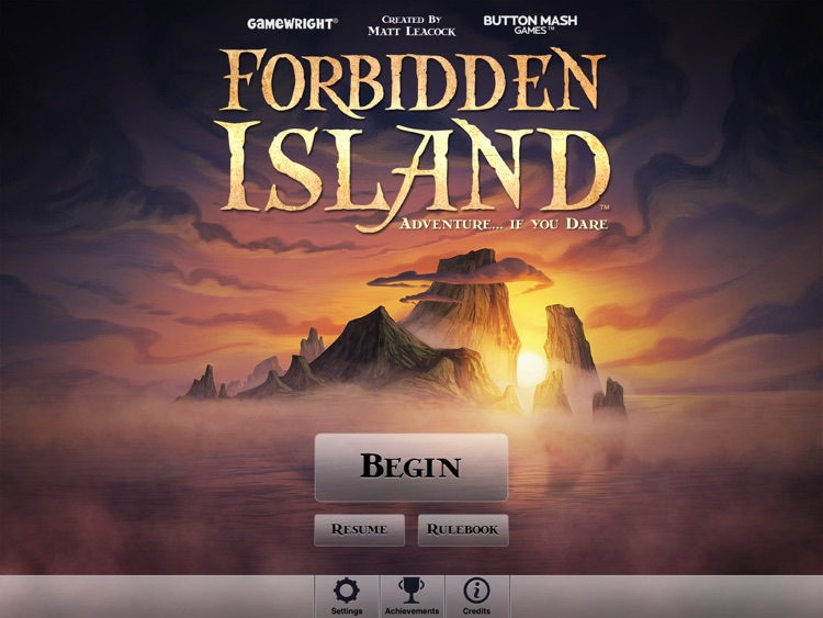 Forbidden Island screenshot-0