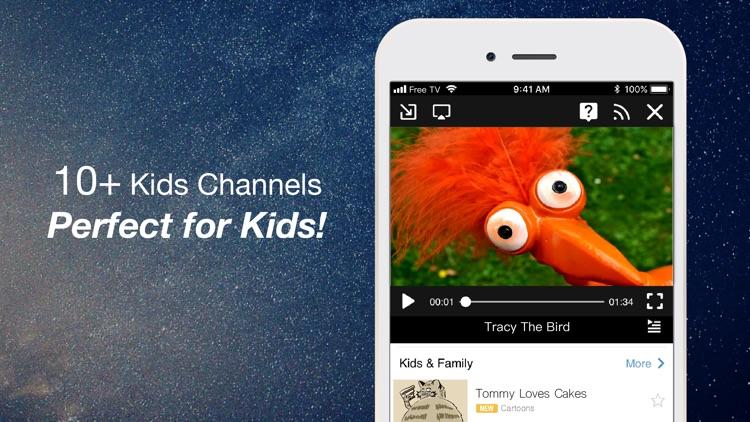 Unlimited TV:News & TV Shows screenshot-6