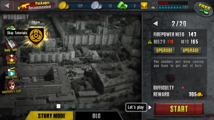 Zombie Frontier 3: Sniper FPS screenshot-7