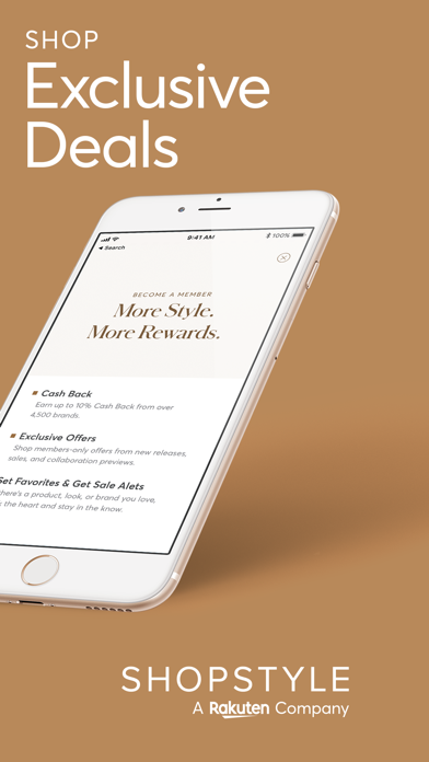 Screenshot #3 pour ShopStyle: Fashion & Cash Back