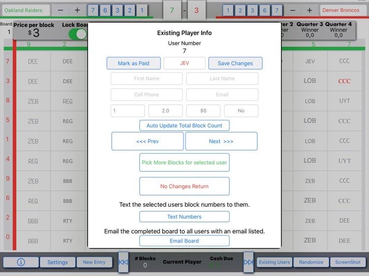 Super Bowl Blocks screenshot-7