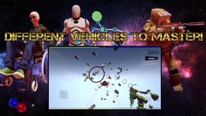 Jetlag 3D app image