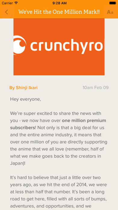 Crunchyroll News wiki review and how to guide