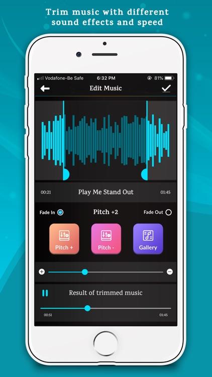 Offline Music Player Lite screenshot-4