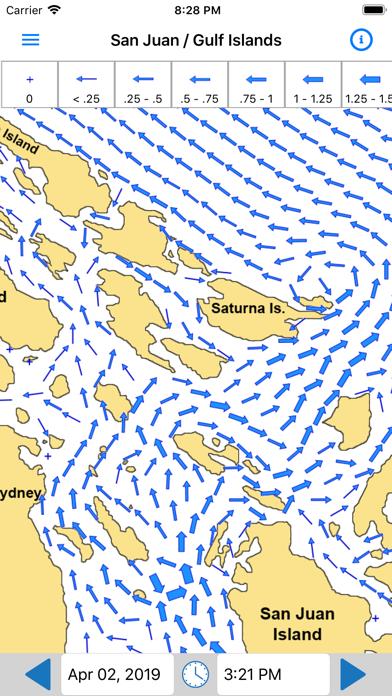 PNW Current Atlas Screenshot