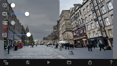 Wide Conversion Lens screenshot 3