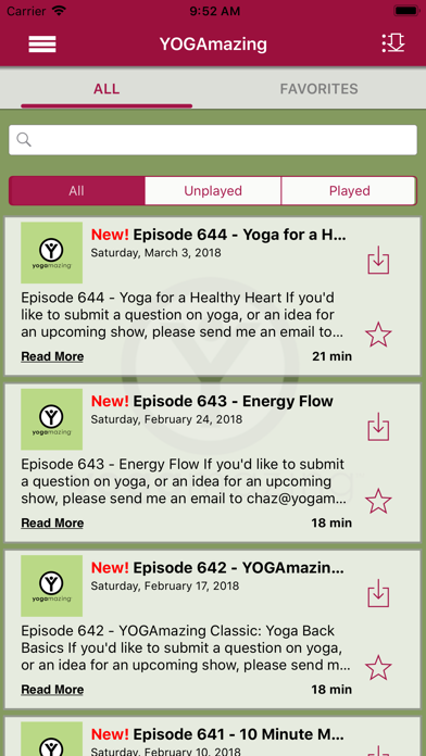 YOGAmazing - Yoga Video Appのおすすめ画像2