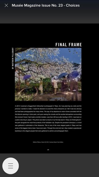 Musée Magazine screenshot-3