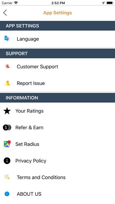 BravoUser Screenshot