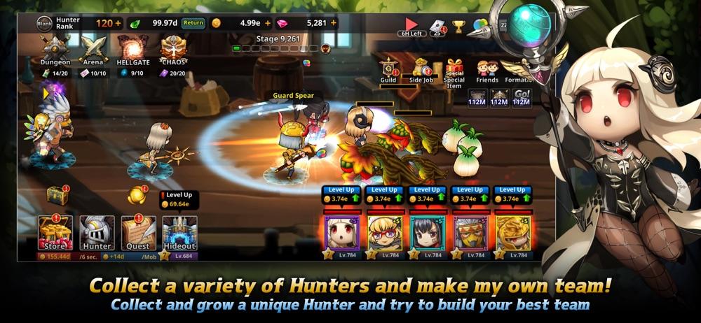 Dungeon Breaker! Heroes hack tool