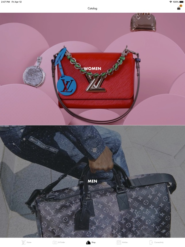 0eaf256662799  Louis Vuitton on the App Store