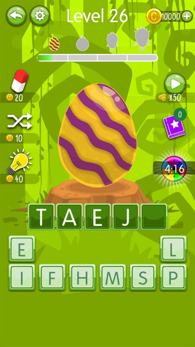 Word Monsters: Word Game screenshot 5