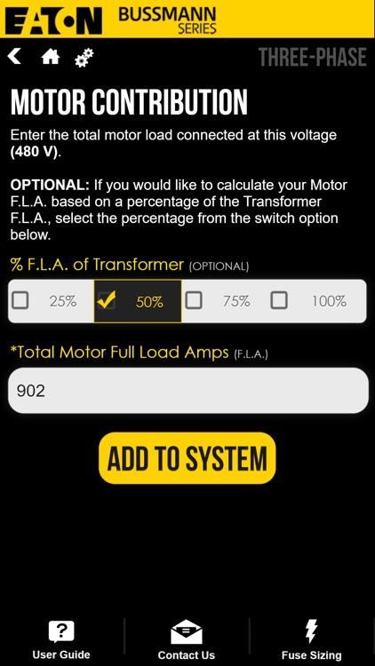 Fault Current Calculator screenshot-4