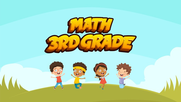 Third Grade Math Game screenshot-0