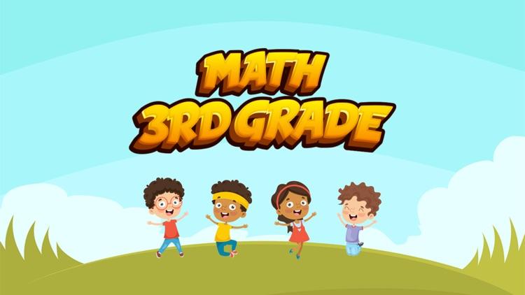 Third Grade Math Game