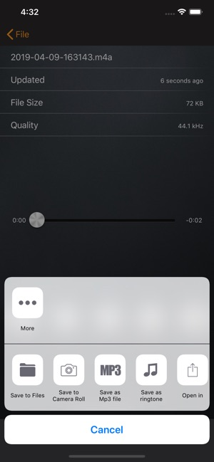 RecorderHQ -Recorder for cloud on the App Store