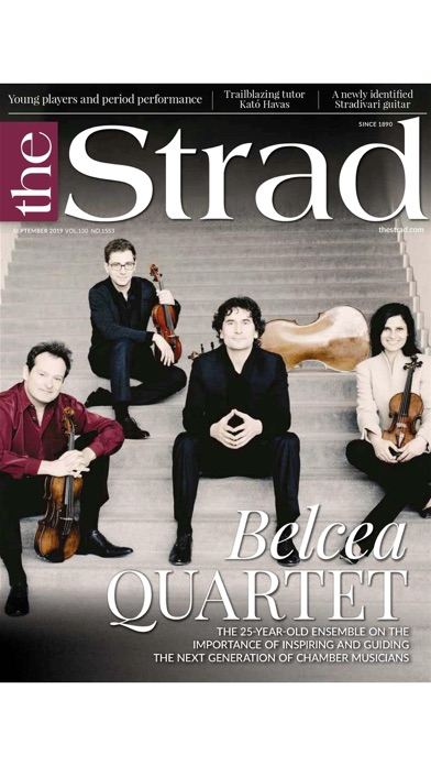 The Strad review screenshots